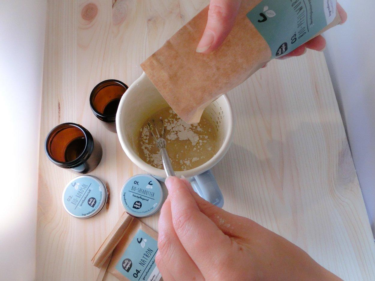 DIY Kosmetik Set Hello Simple Drogerie Alternative
