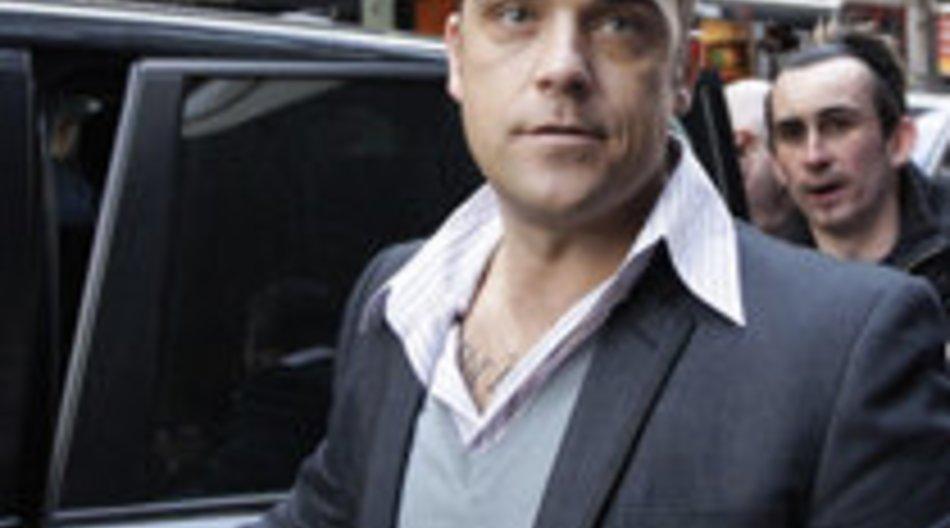 Robbie Williams und Take That: Reunion