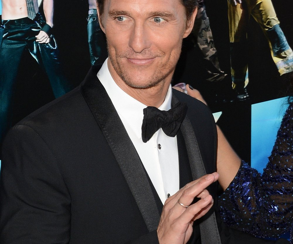 Matthew McConaughey hat hohe Ansprüche an Rollen