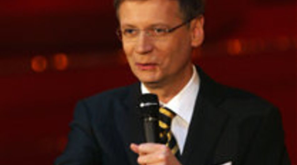 Günther Jauch ist Deutschlands beliebtester Moderator