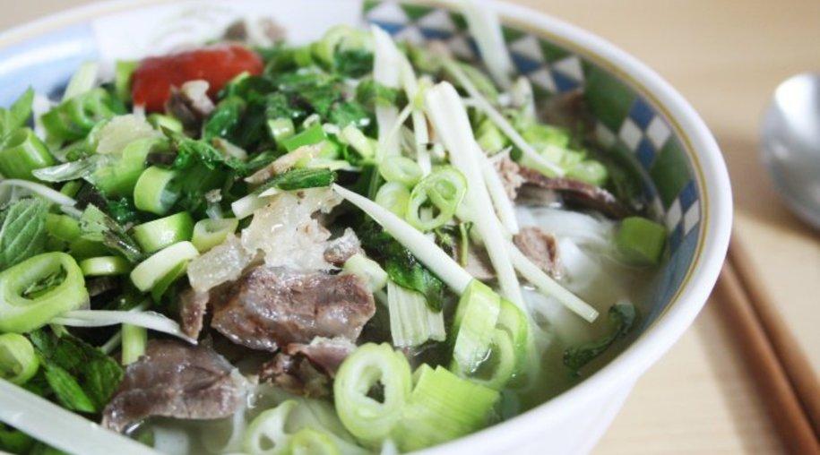 Pho: vietnamesische Suppenliebe