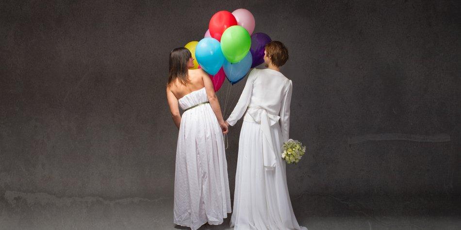 Homosexuelle Ehe