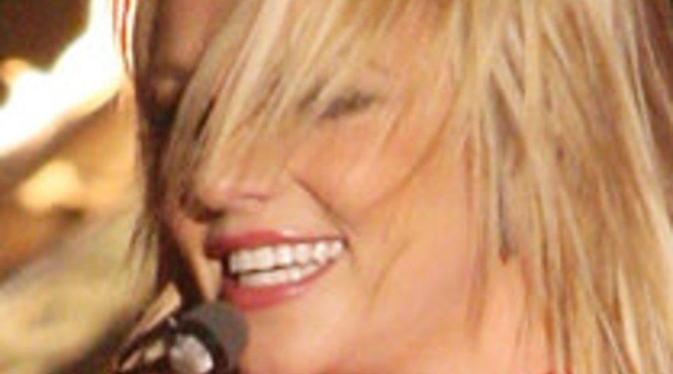 Britney zeigt Haut