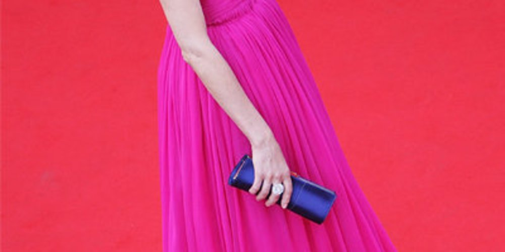 Diane Kruger: roter Teppich