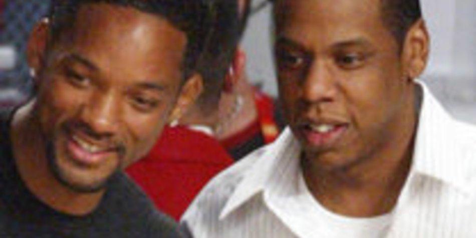 Jay-Z: Will Smith nimmt ihn in die Familie auf