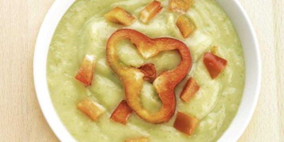 Kartoffelbrei mit Gemüse