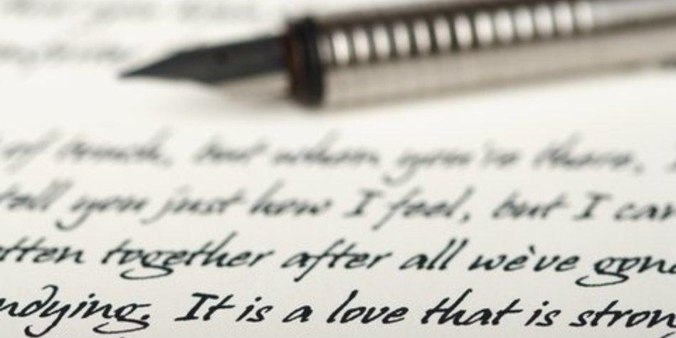 Mein schatz liebesbriefe für süße Liebessprüche für