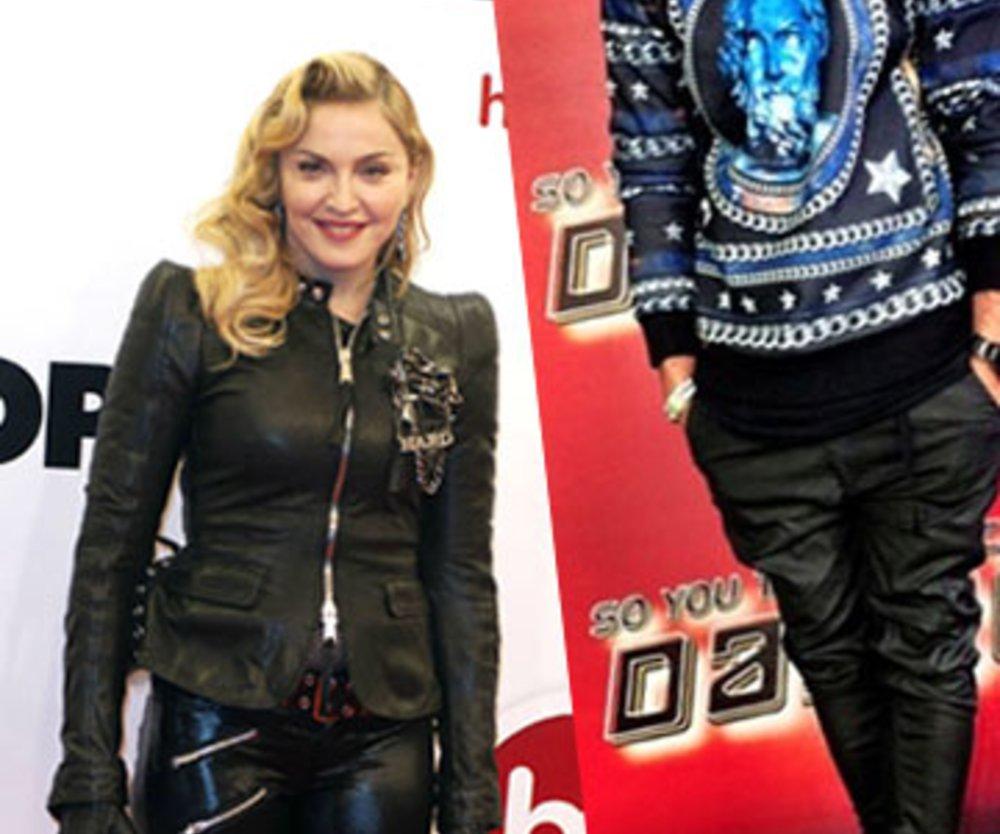 Madonnas neuer Freund Timor Steffens ist gerade mal 26 Jahre alt.