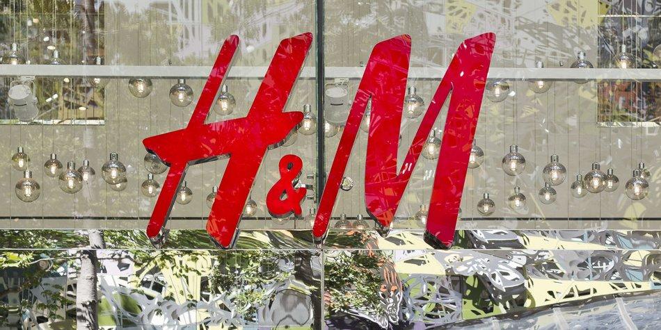 H&M Take Care Nachhaltigkeit