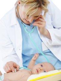 Es gibt verschiedene U Untersuchungen für Dein Baby.