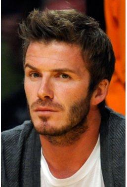 Moderatorin befummelt David Beckham