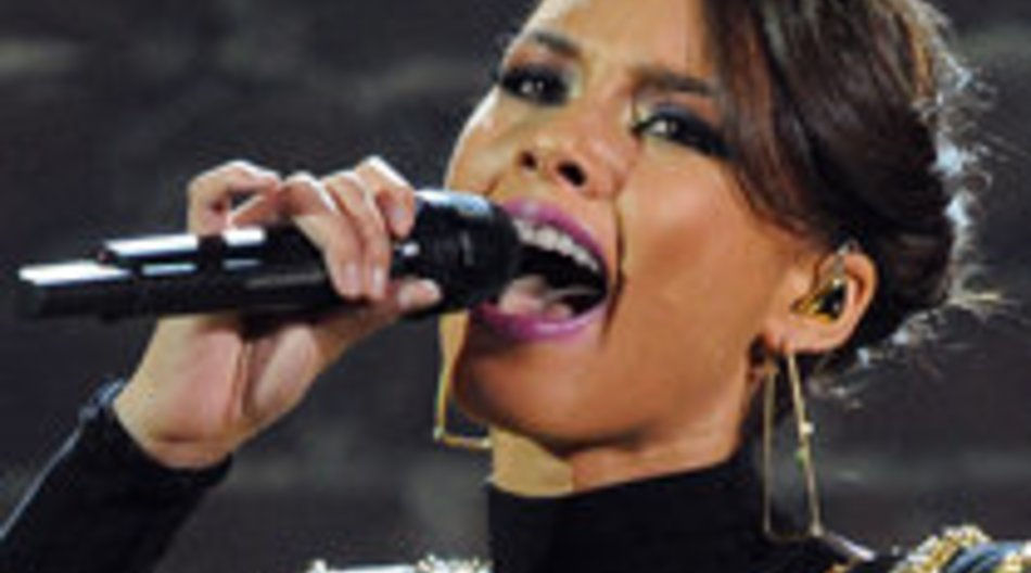 Alicia Keys rockt die Album-Charts