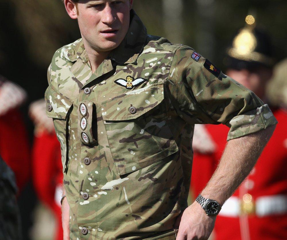 Prinz Harry plant seinen Australien-Aufenthalt
