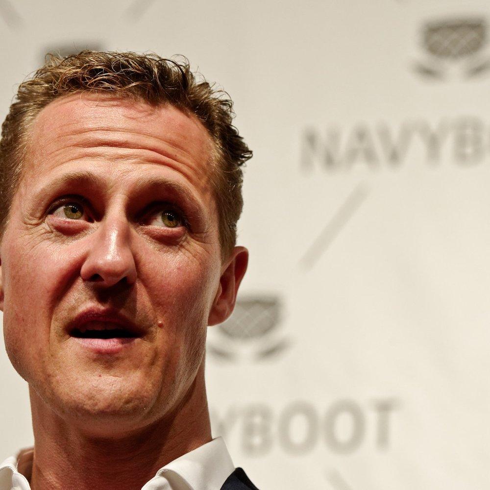 Michael Schumacher war nicht zu schnell unterwegs