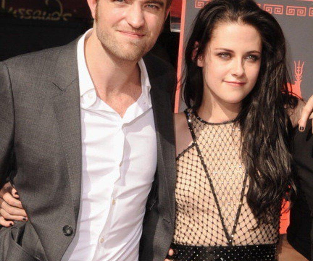 Robert Pattinson vermutet zweite Affäre von Kristen Stewart