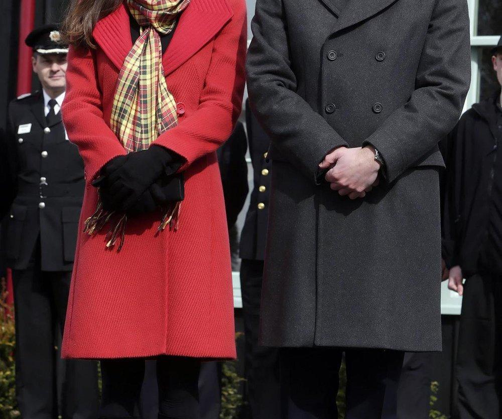 Kate Middleton: Bekommt sie eine kleine Alexandra?