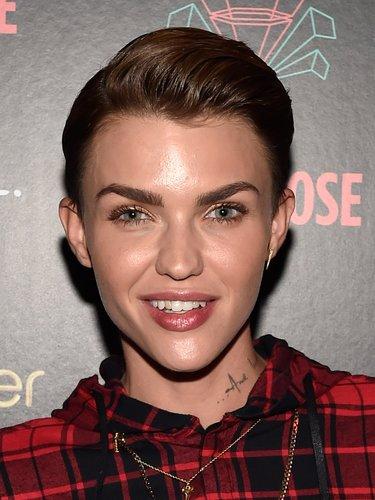 Ruby Rose: Sleeker Pixie Cut