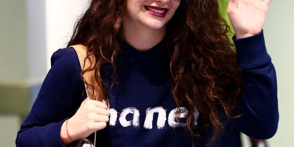Lorde findet den Hype um ihre Musik verrückt