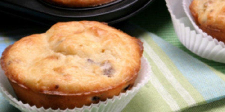 Blaubeer-Eierlikör-Muffins