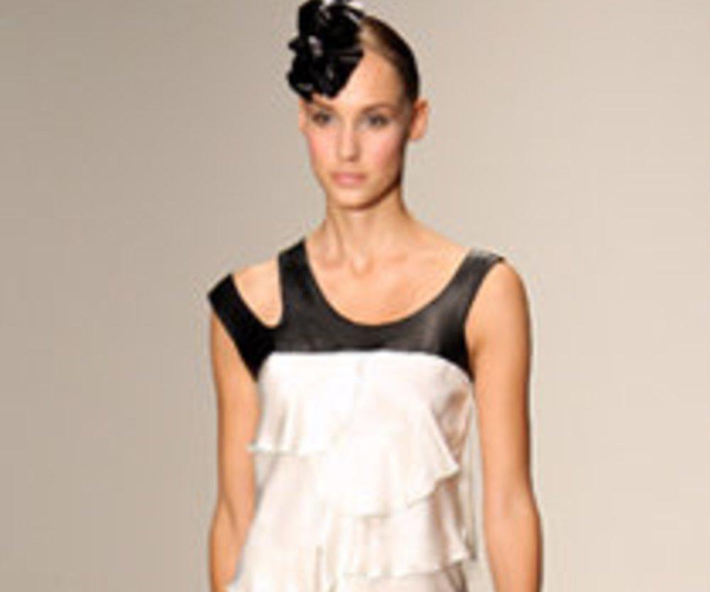 Fashion Week in Mailand: Mode in Weiß