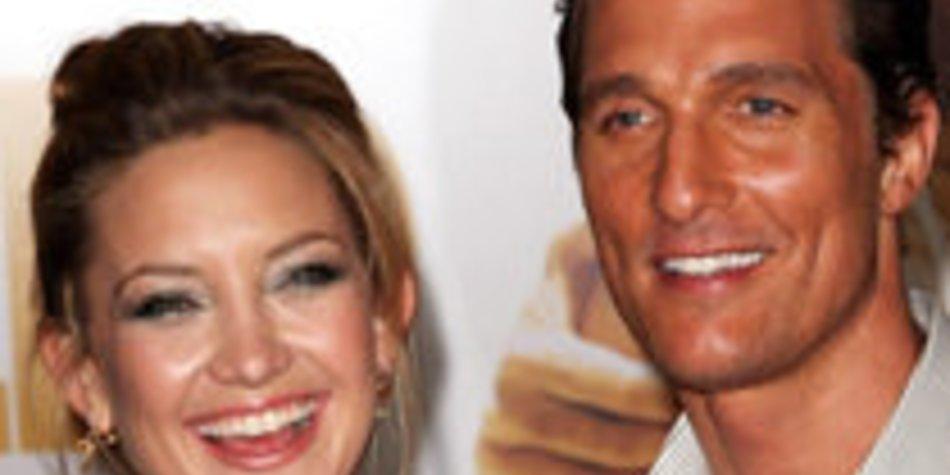 Matthew McConaughey: Wie werde ich ihn los in 10 Tagen?