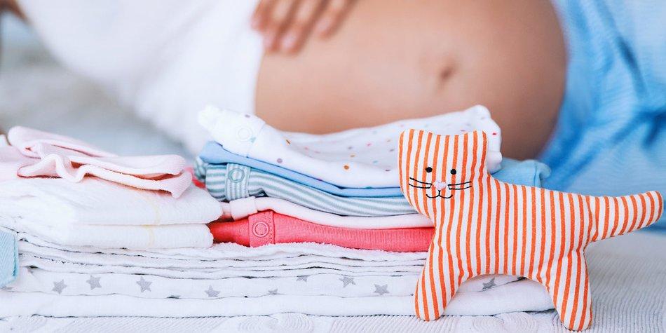 Erstausstattung Baby Liste