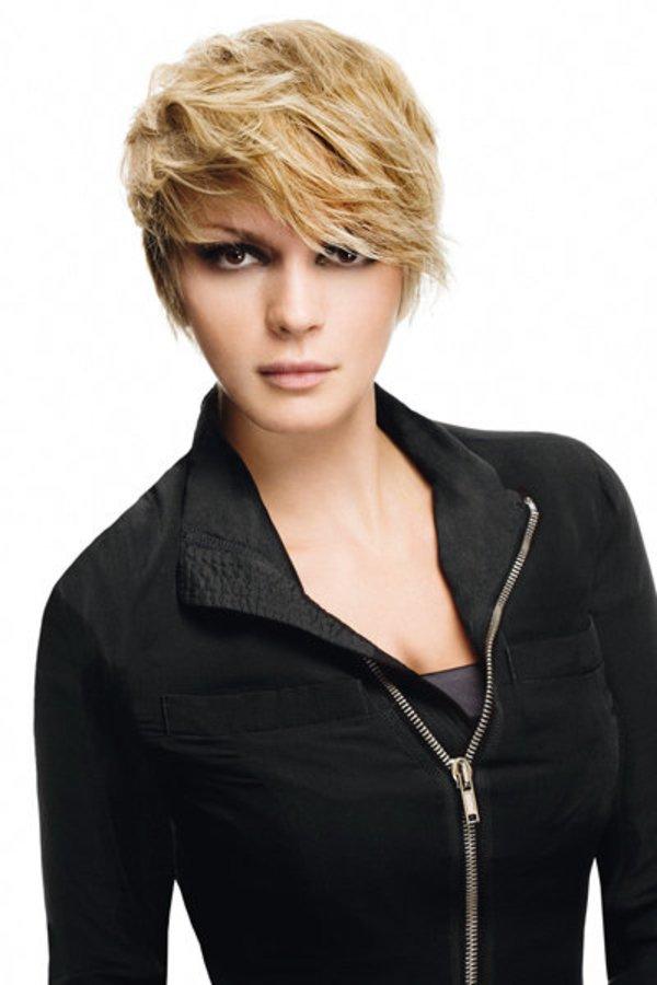 Pixie Cut Blond Desiredde