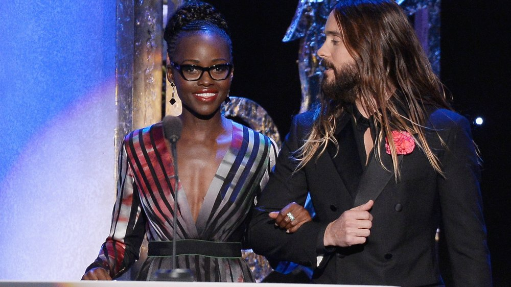 Jared Leto: Zurück in die Arme von Lupita Nyong'o?