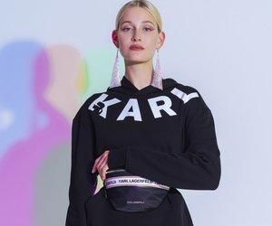 Karl Lagerfelds neue Streetwear-Kollektion bei Zalando