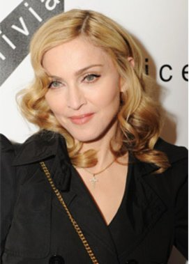 Madonna ist durchaus kritikfähig