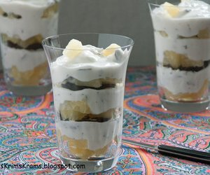 Ananas-Trifle