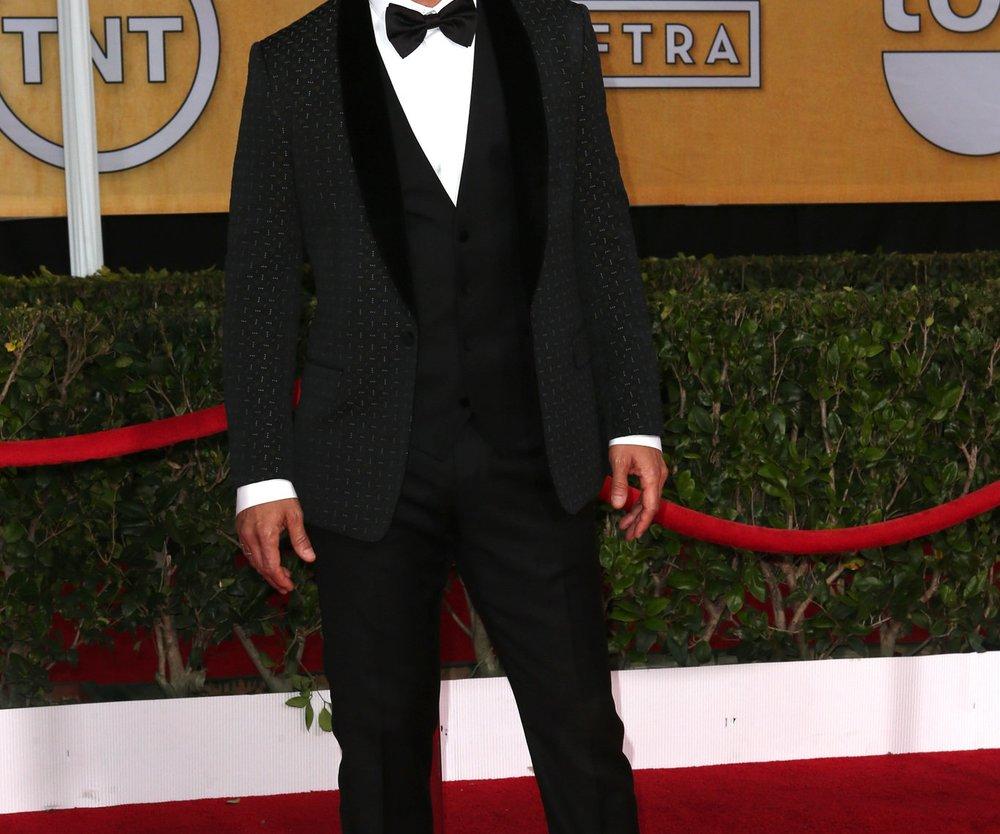 Matthew McConaughey erhält eine Goldene Kamera