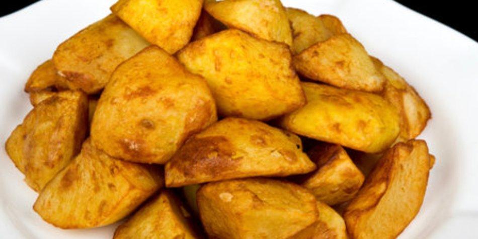 Bratkartoffeln im Backofen