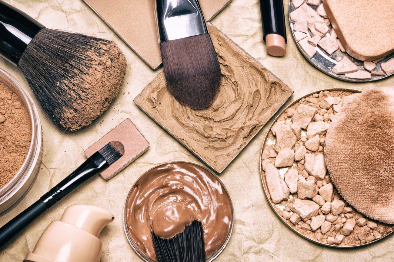 Nicht jedes ölfreies Make-up ist nicht komedogen