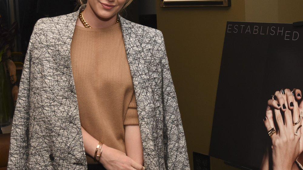Hilary Duff spricht über ihr erstes Mal