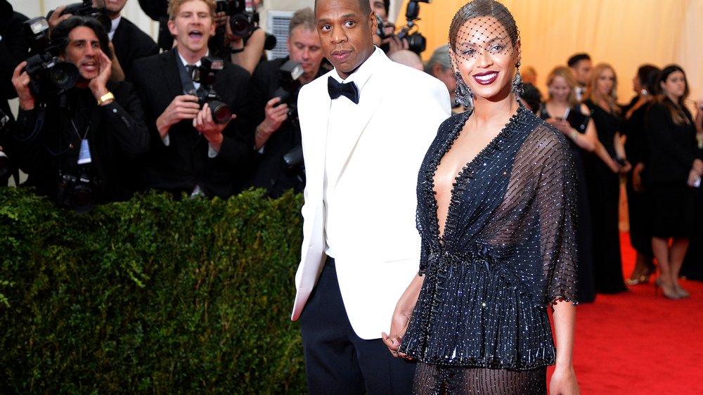 Beyonce und Jay-Z crashen eine Hochzeit