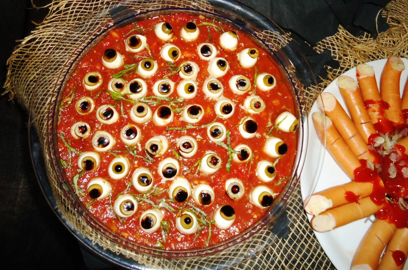 Rezepte Halloween Party Fingerfood Beliebte Gerichte Und Rezepte