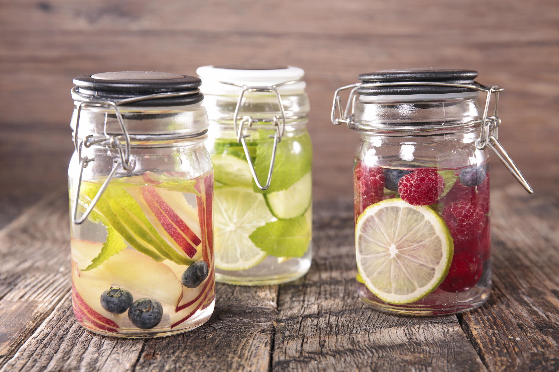Detox Wasser 3 Rezept Ideen Zum Power Getrank Desired De