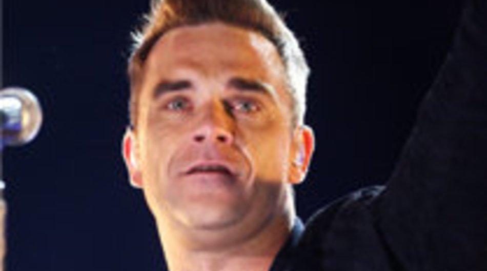 Robbie Williams: Geht er zum Hundefrisör?