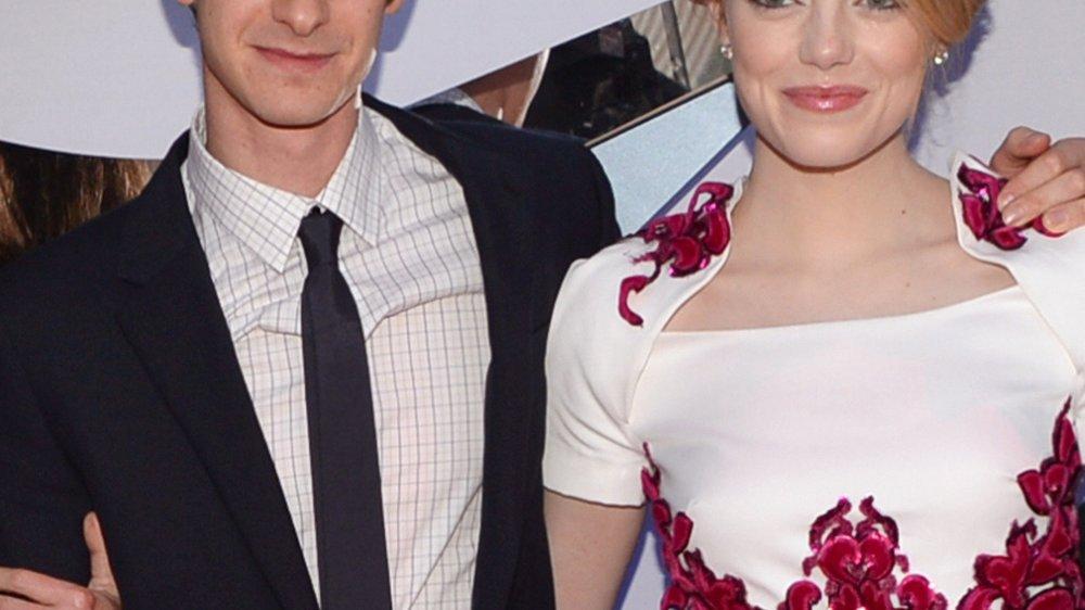 Andrew Garfield und Emma Stone: Zu schnell unterwegs