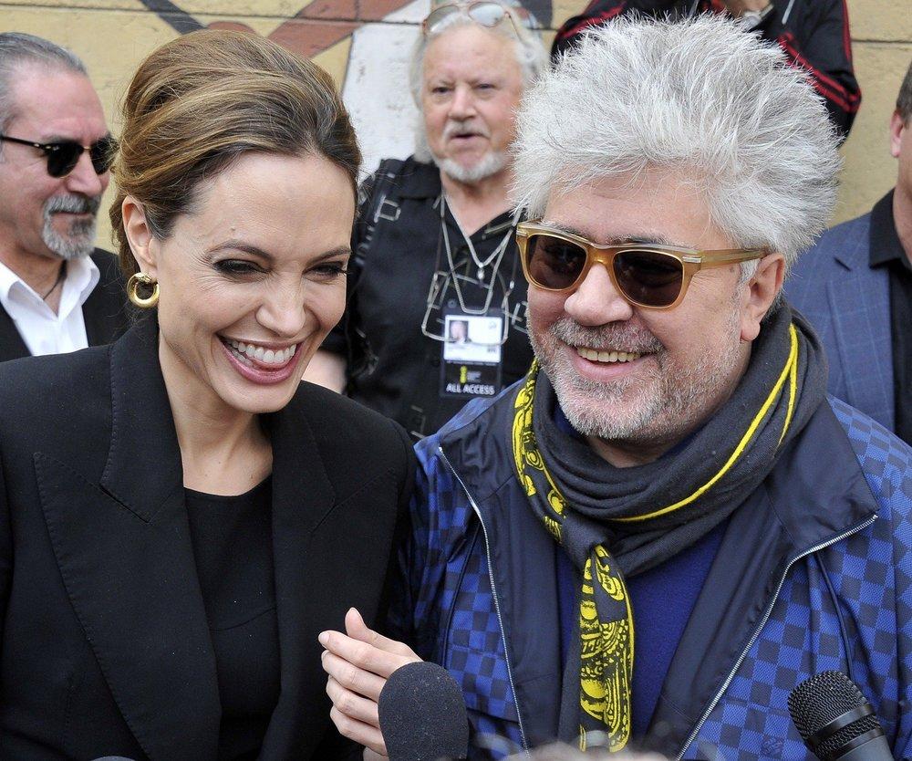 Angelina Jolie neckte Regisseur
