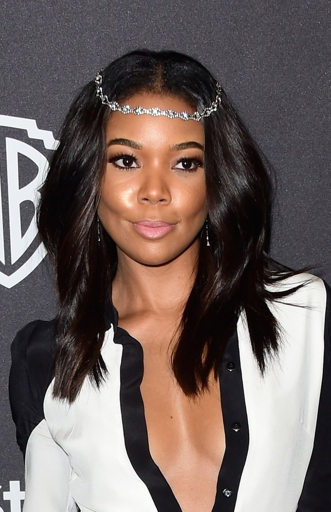 BEVERLY HILLS, CA - JANUARY 10:  Actress Gabrielle Union attends InStyle and Warner Bros. 73rd Annual Golden Globe Awards Post-Party at The Beverly Hilton Hotel on January 10, 2016 in Beverly Hills, California.  (Photo by Frazer Harrison/Getty Images)