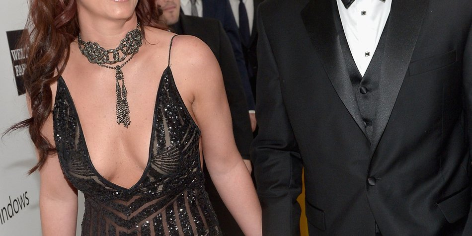 Britney Spears hat mit Gewichtszunahme zu kämpfen