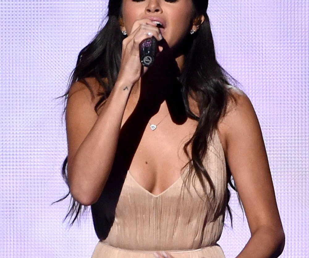 "Selena Gomez: Emotionale Performance während der ""AMAs 2014"""