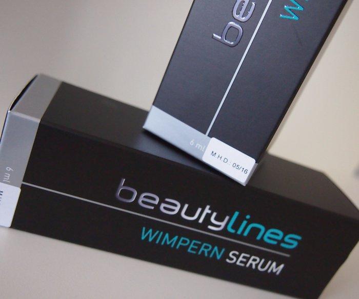 beautylines Wimpernserum