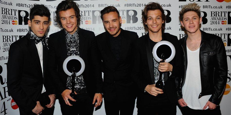 One Direction: Bekommen sie bald Zuwachs?