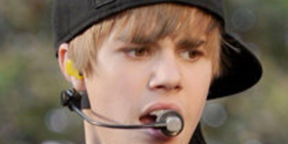 Justin Bieber: Rasiert er sich die Haare ab?