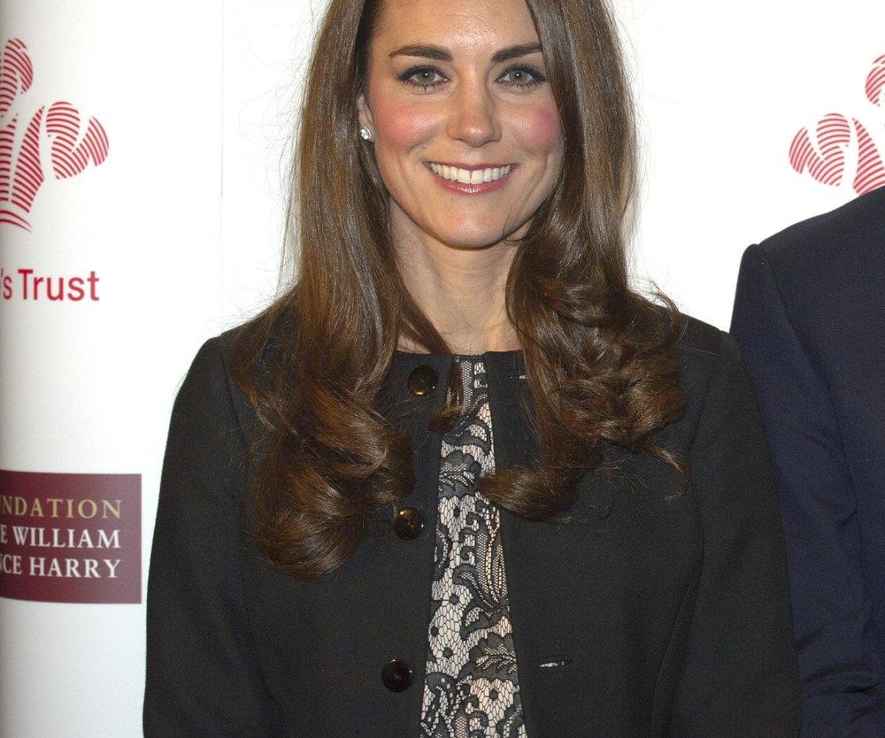 Kate Middleton im Weihnachtsstress