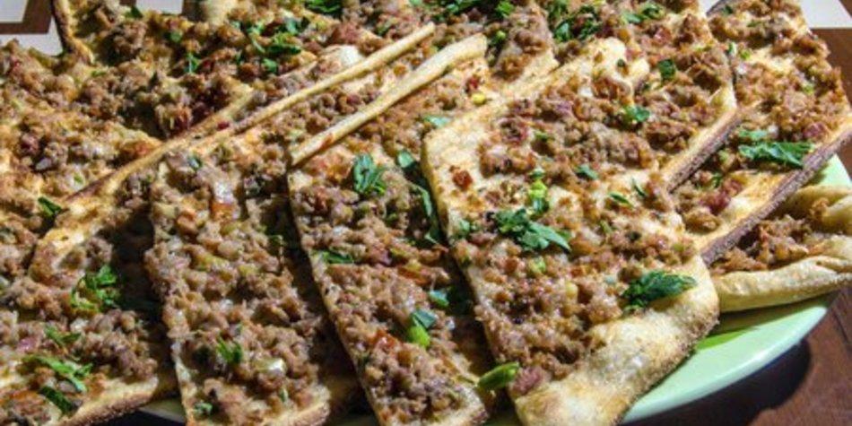 Pizza Lahmacun