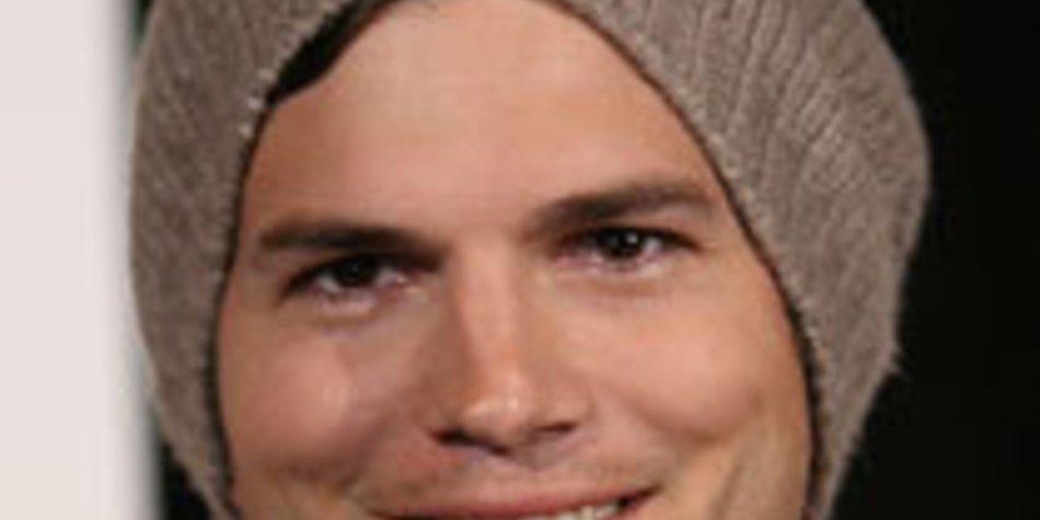 Ashton Kutcher in der SMS-Falle